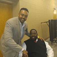 I had the opportunity to hang out with the Worlds Greatest Motivator... my self proclaimed mentor Les Brown.
